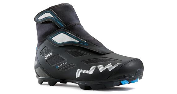 Northwave Celsius Arctic 2 GTX Fahrradschuh Men black/blue